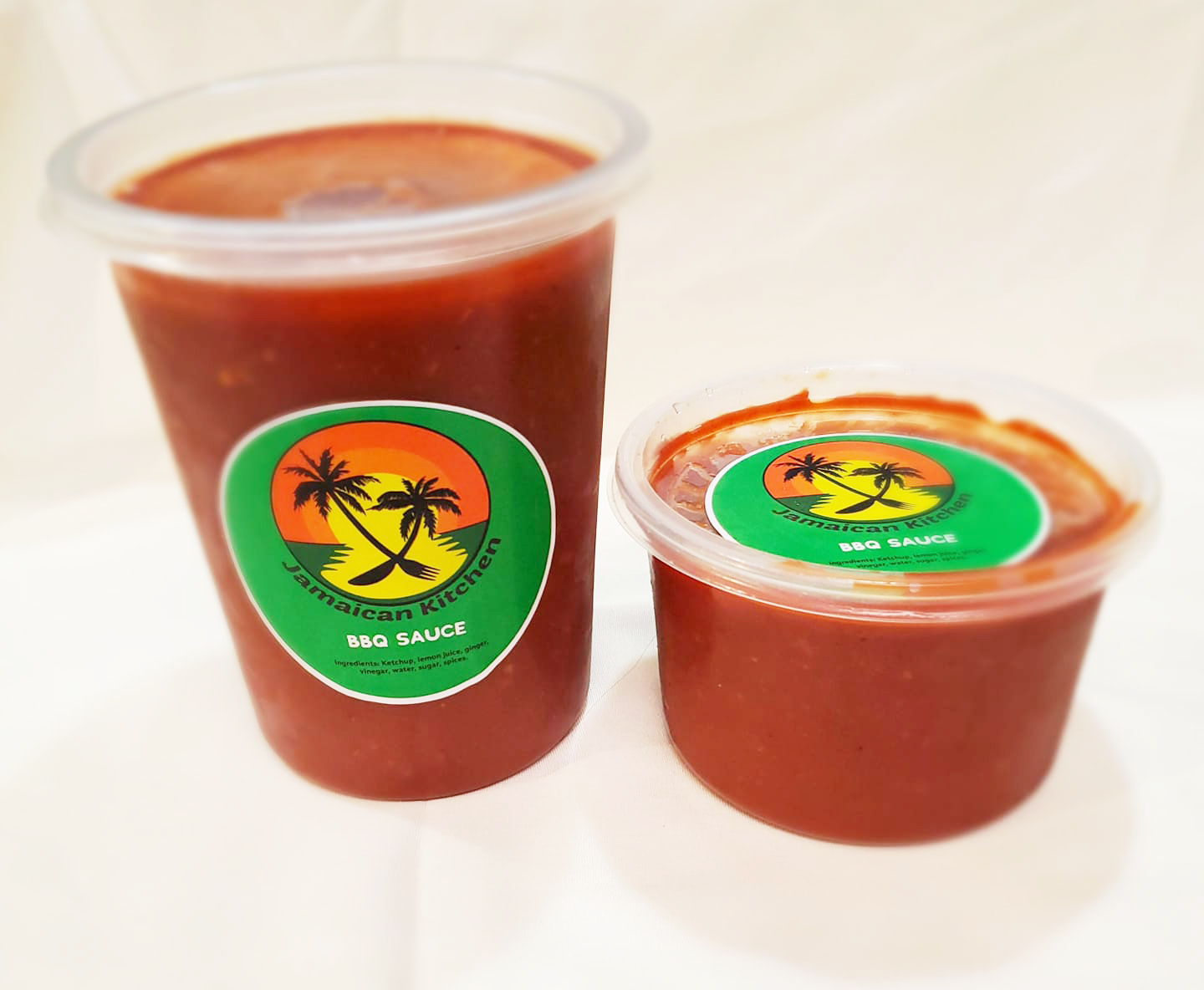 Jamaican Kitchen BBQ Sauce